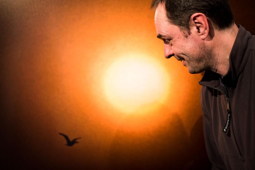 Markus Varesvuo on tunnettu lintukuvistaan.